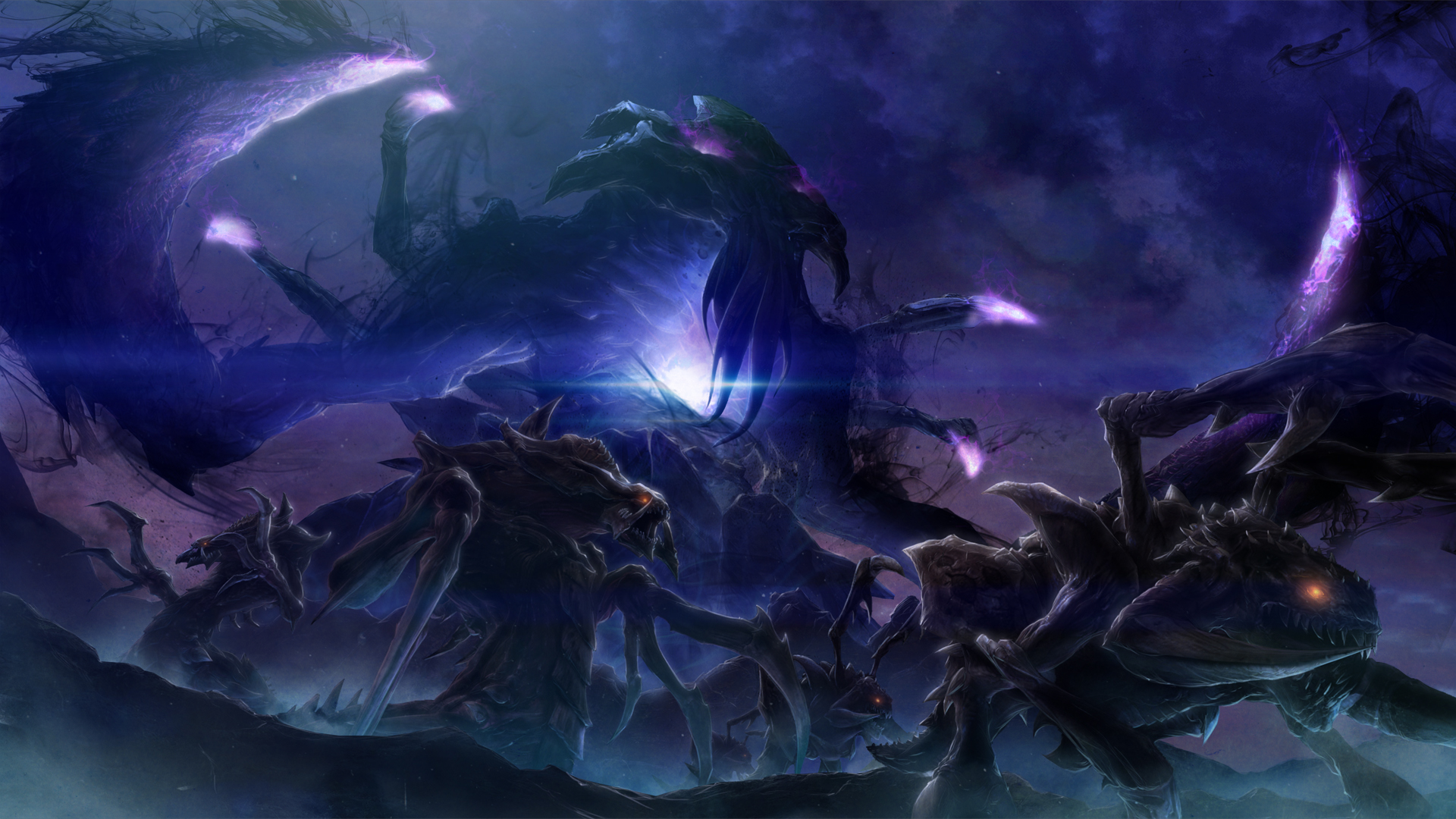 StarCraft2 : Legacy of The Void